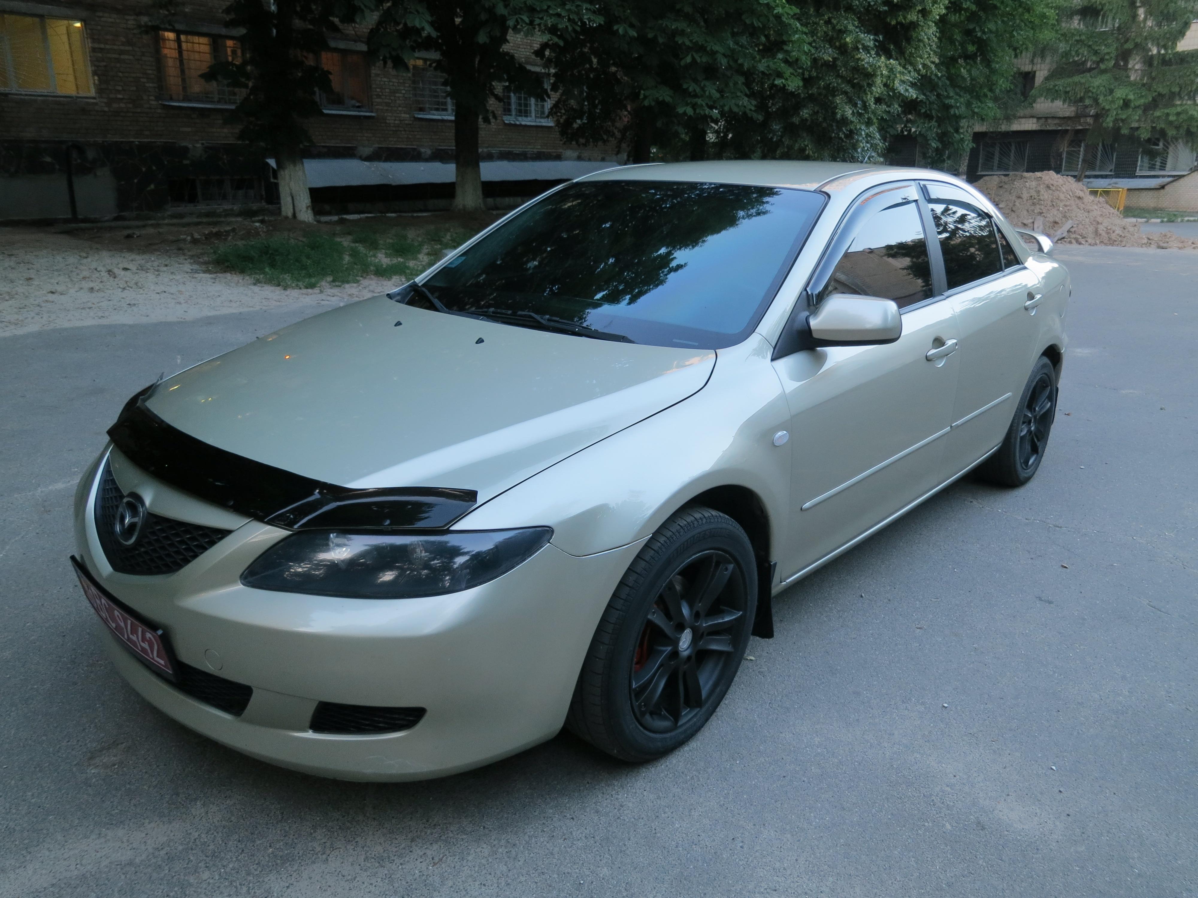 Автовыкуп Киев Mazda